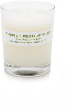 Bougie No. 5 Feuille de Figuier Scented Candle