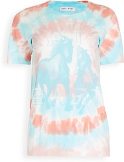 Bi-Level Distressed Tee