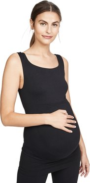 Maternity Belly Support Tank Top