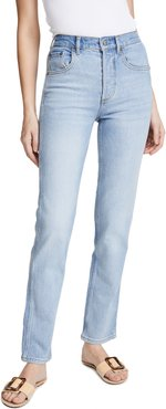 The Dempsey High Rise Comfort Stretch Jeans