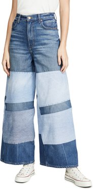 Claude High Flare Jeans
