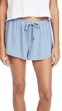 Fool For Fall Jersey Lounge Shorts
