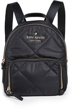 Watson Lane Quilted Small Hartley Backpack