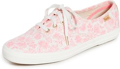 x Rifle Paper Co Champion Moxie Floral Sneakers