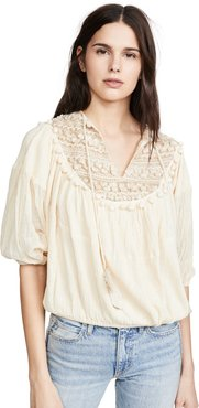 Candide Blouse