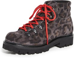 Anabel Printed Boots