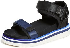 Yumi Ankle Strap Sandals