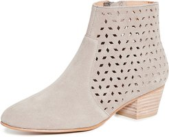 Lola Perforated Booties