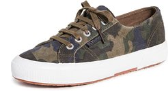 2750 Sue Camouflage Sneakers