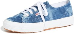 2750 Tie Dye Denim Sneakers