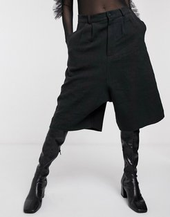 Acole tailored shorts in black