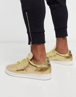 Stan Smith sneaker in gold