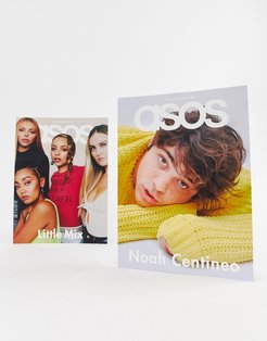 ASOS MAGAZINE (English Language) Party 18 starring Little Mix and Noah Centineo-Multi