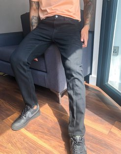 slim fit jeans in black