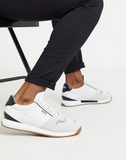 Sonic sneakers in white