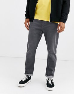Brooklyn Supply Co slim fit jeans in gray wash