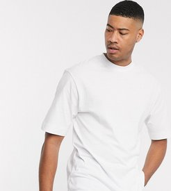 Tall regular fit t-shirt in white