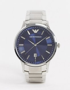 AR11180 Renato bracelet watch in silver