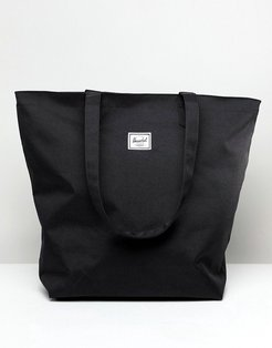 Herschel Mica Black Shopper Tote Bag