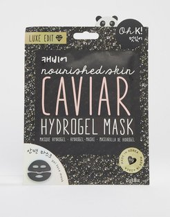 Oh K! Luxe Hydrogel Caviar Face Mask-No Color
