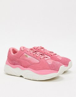 Storm.y Soft sneakers in pink