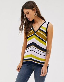 Lennah knitted top-Multi
