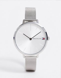 1782163 Project Z mesh watch-Silver
