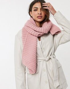 Infinity scarf In Pink