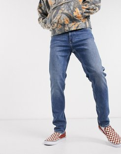 Friday slim jeans in marfa blue