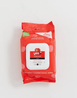 Tomatoes Acne Fighting Wipes 30ct-No Color