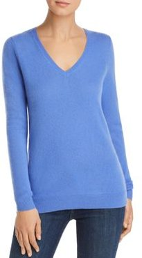 V-Neck Cashmere Sweater - 100% Exclusive