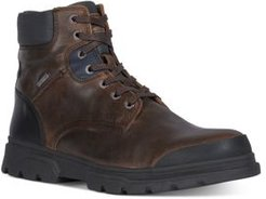 Clintford Waterproof Lace-Up Boots