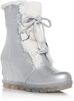 x Disney Women's Joan of Arctic Frozen Ii Waterproof Wedge Boots