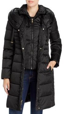 Mia Hooded Puffer Coat