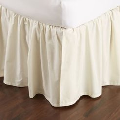 Celeste Ruffled Bedskirt, Twin