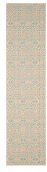 Palm Beach Area Rug, 2' x 8'