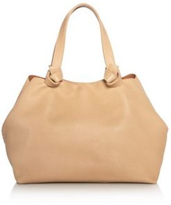 Iconic Knotted Leather Tote