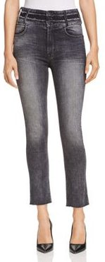 Holly High Rise Tapered Jeans in Valley View