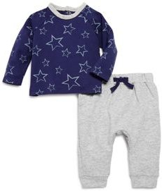 Boys' Star Print Long Sleeve Tee & Jogger Pants Set, Baby - 100% Exclusive