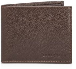 Le Foulonne Bifold Wallet with Coin Pouch