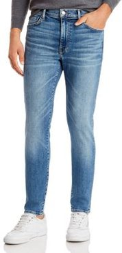 The Asher Slim Fit Jeans in Caster