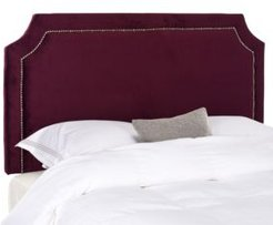 Shayne Bordeaux Headboard -Queen Size