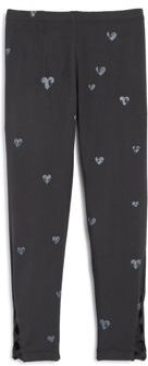 Girls' Heart Leggings - Little Kid