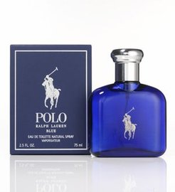 Fragrance Polo Blue Eau de Toilette 4.2 oz.