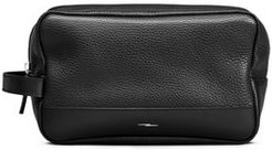 Luxe Leather Toiletry Kit