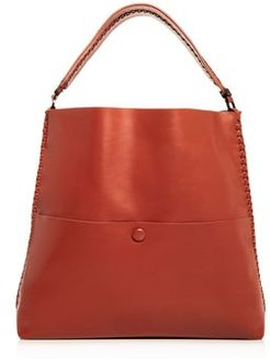 Grace Medium Slim Leather Tote