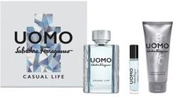 Uomo Casual Life Eau de Toilette Gift Set ($120 value)
