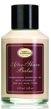 After Shave Balm With Sandalwood Essential Oil