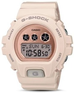 S Series Blush-Tone Watch, 46mm