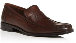 Micah Leather Penny Loafers